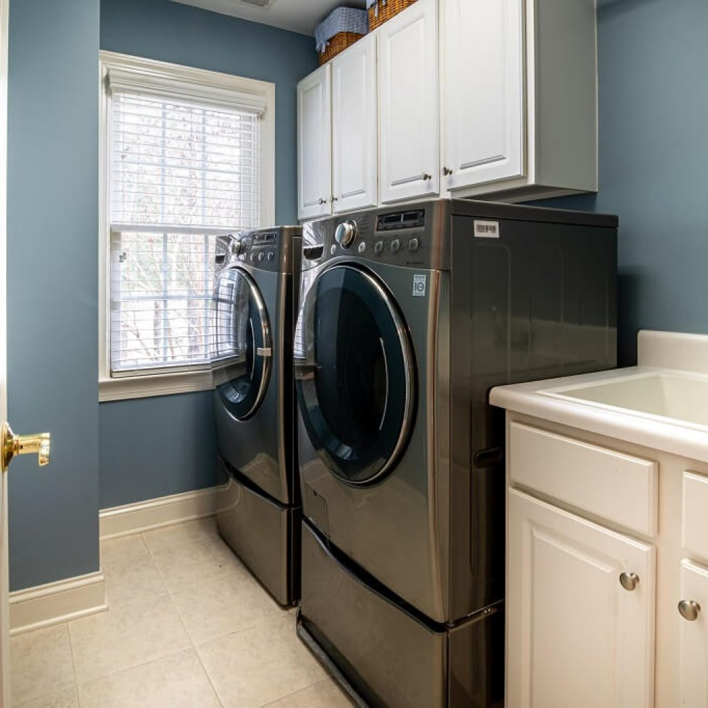 Washer Dryer Removal